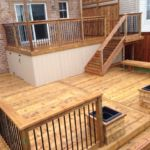 Prodeckbuilder railings 1