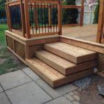 Prodeckbuilder railings